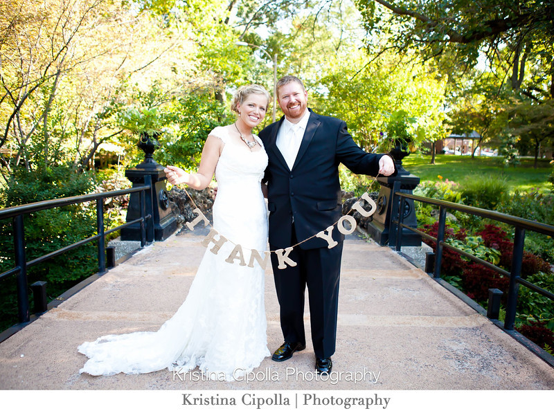 Kristina Cipolla Photography - St. Louis Wedding Photographer - Lafayette Square