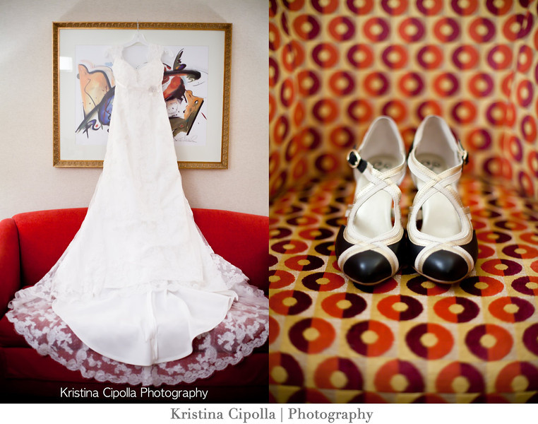 Kristina Cipolla Photography - St. Louis Wedding Photographer - Lumiere hotel St. Louis MO