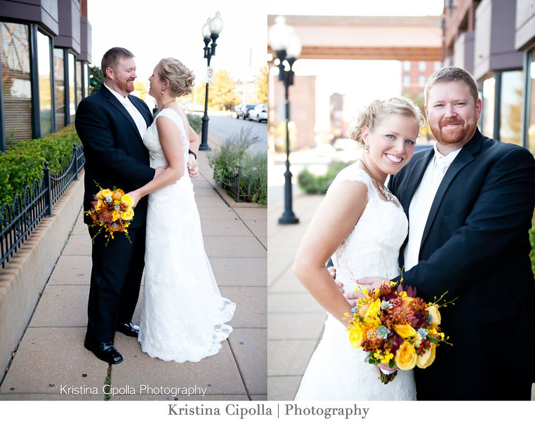 Kristina Cipolla Photography - St. Louis Wedding Photographer